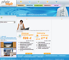 Pfalz Webdesign