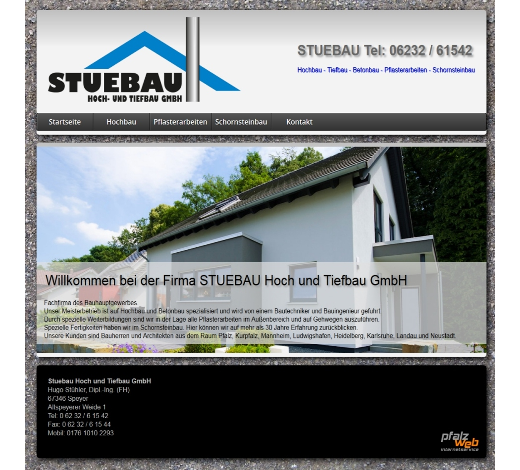 Webdesign-Pfalz Speyer